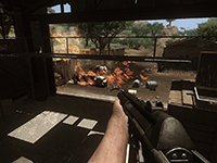 Far Cry 2 Fire