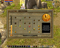 Titan Quest skill selection