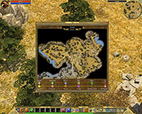 Titan Quest world map